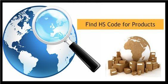 HS Code Harmonized system