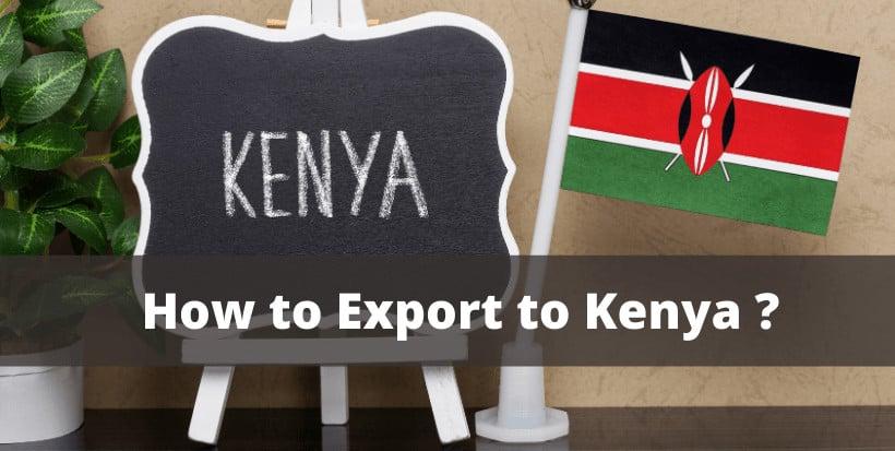 Export to Kenya