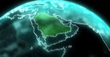 gulf area map